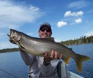 Fly Fishing Guide Mitch Luedloff