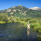 Fly Fishing on Fish Creek