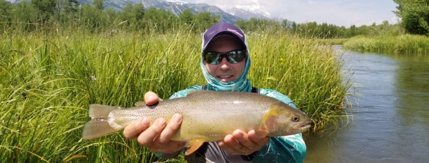 Fly Fishing in Jackson Hole